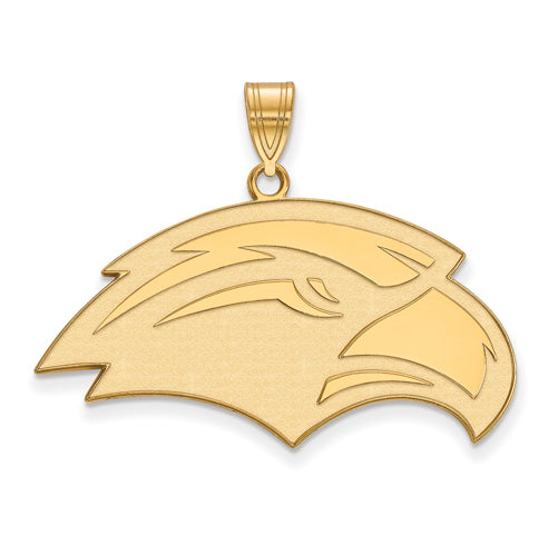 SS w/GP University of Southern Miss Large Pendant