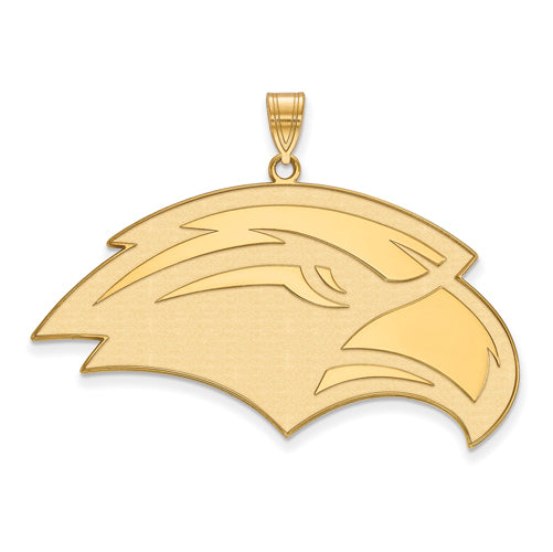 SS w/GP University of Southern Miss XL Pendant