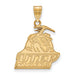 SS w/GP The University of Texas at El Paso Large UTEP Miners Pendant