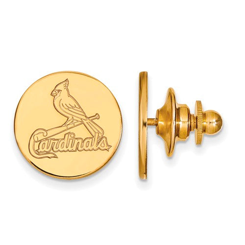 SS w/GP MLB  St. Louis Cardinals Lapel Pin