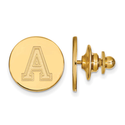 SS w/GP U.S. Military Academy Lapel Pin