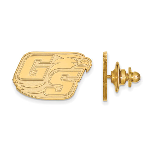 SS w/GP Georgia Southern University Lapel Pin