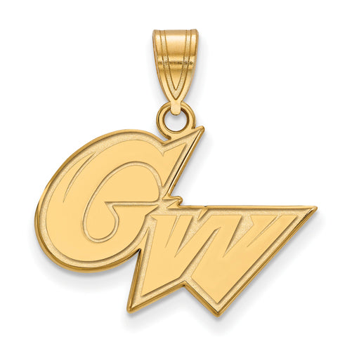 SS GP The George Washington University Medium Pendant
