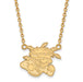 SS w/GP Wichita State U Large Pendant w/Necklace