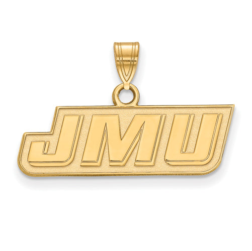 SS w/GP James Madison University Small JMU Pendant