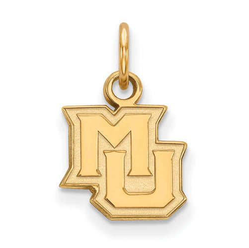 SS w/GP Marquette University XS Alternate Athletics Pendant