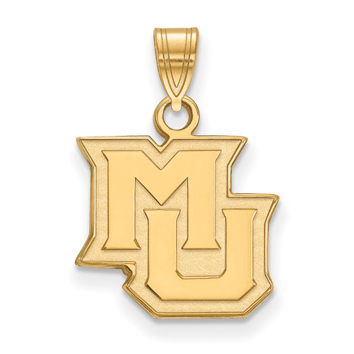 SS w/GP Marquette University Small Alternate Athletics Pendant