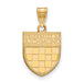 SS GP LA University of Richmond  Medium Shield Pendant
