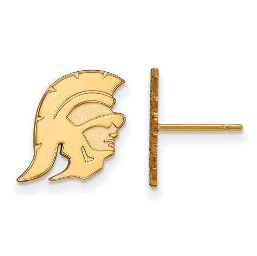 GP University of Southern California Small Post Trojans Earrings