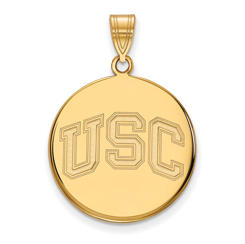 GP University of Southern California Large Disc Pendant