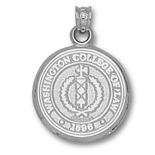 American University Washington Col Law Seal Pendant
