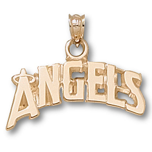 Los Angeles Angels ANGELS Pendant