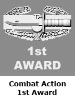 Combat Action 1st Award