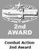 Combat Action 2nd Award