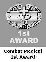 Combat Medical 1st Award