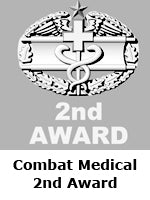 Combat Medical 2nd Award