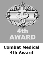 Combat Medical 4th Award