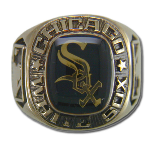 Chicago White Sox Classic Goldplated Major League Baseball Ring