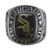 Chicago White Sox Classic Silvertone Major League Baseball Ring