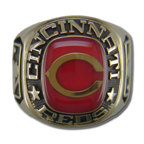 Cincinnati Reds Classic Goldplated Ring