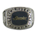 Houston Astros Classic Silvertone Major League Baseball Ring