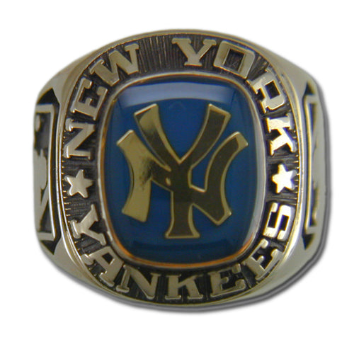 New York Yankees Classic Goldplated Ring