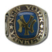 New York Yankees Classic Goldplated Major League Baseball Ring