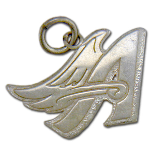 Anaheim Angels AA Silver Pendant