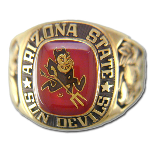 Arizona State University Men's Large Classic Ring