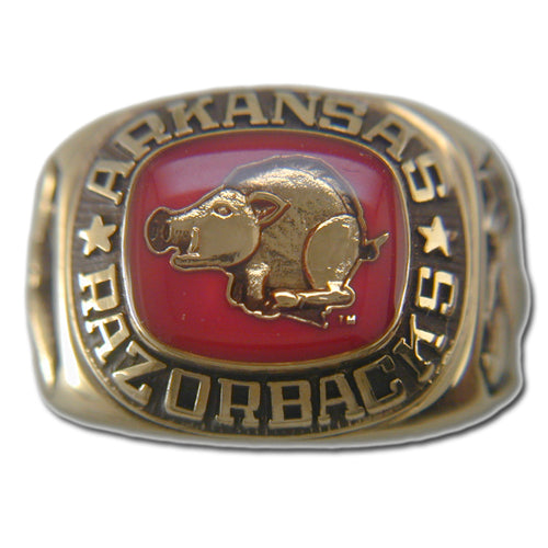 University of Arkansas Men's Large Classic Ring