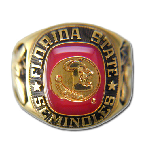 Florida State University Men's Large Classic Ring