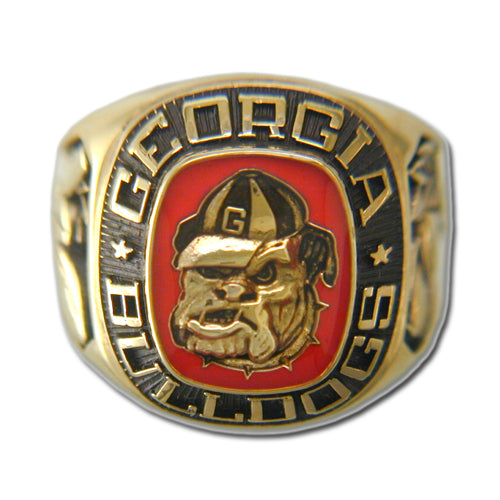 University of Georgia Men's Large Classic Ring