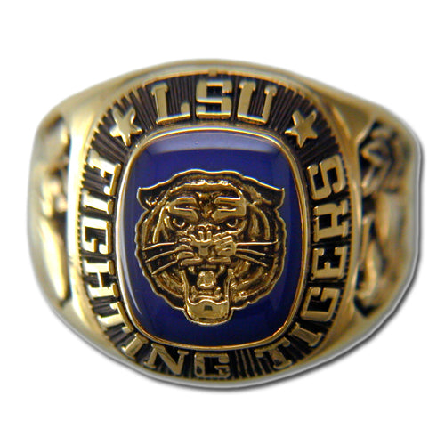 Louisiana State University Men's Large Classic Ring