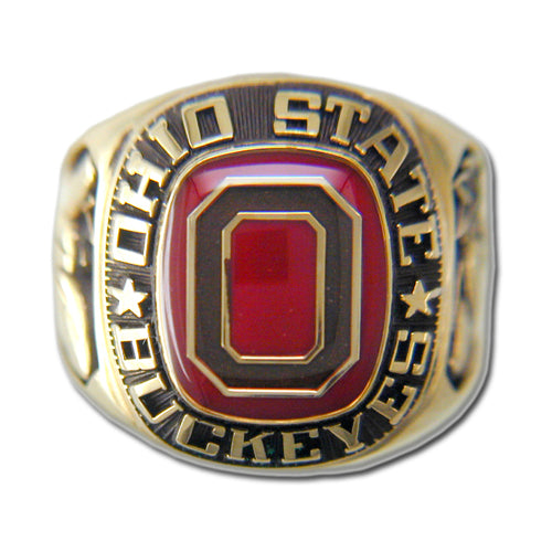 Ohio State University Men's Large Classic Ring