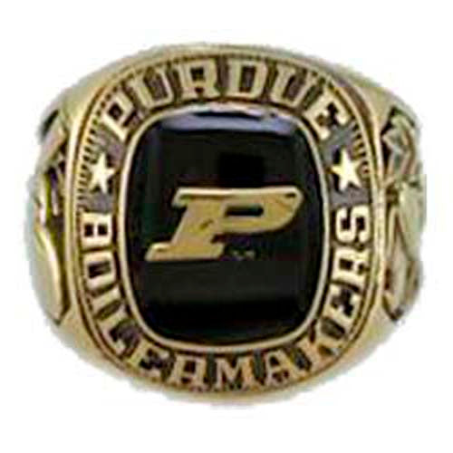 Purdue University Men's Large Classic Ring