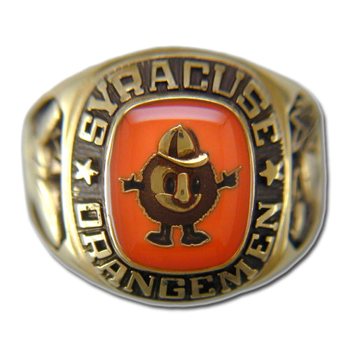 Syracuse University Men's Large Classic Ring