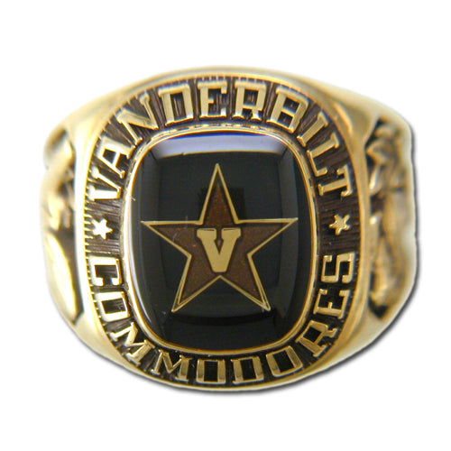 Vanderbilt University Men's Large Classic Ring