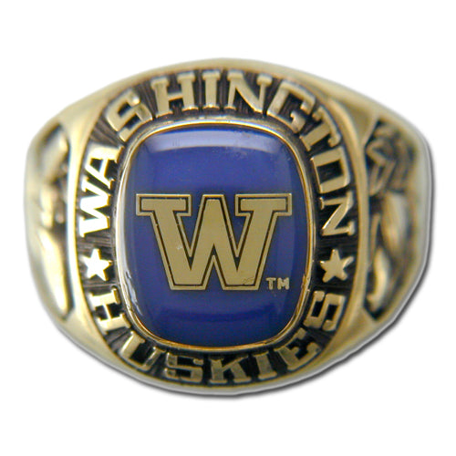 University of Washington Men's Large Classic Ring