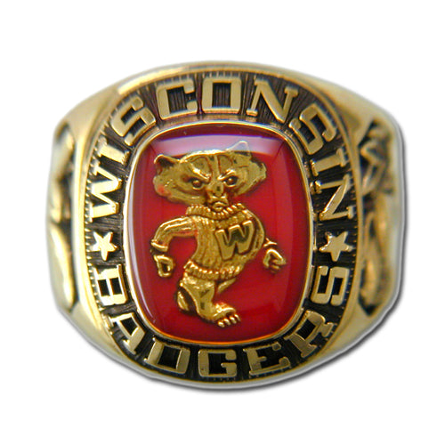 University of Wisconsin Men's Large Classic Ring