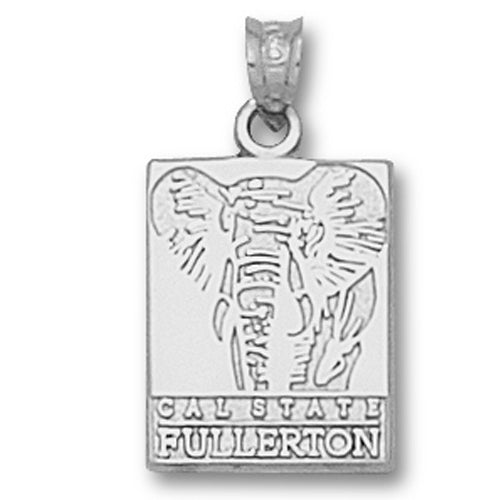 California State University at Fullerton  Silver Pendant