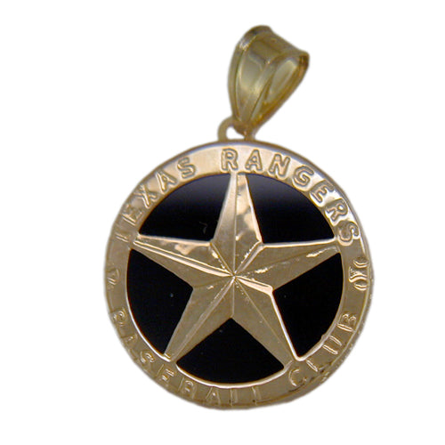 Texas Rangers star on ONYX Pendant