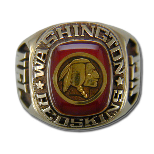 Washington Redskins Classic Goldplated NFL Ring