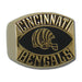Cincinnati Bengals Contemporary Style Goldplated NFL Ring