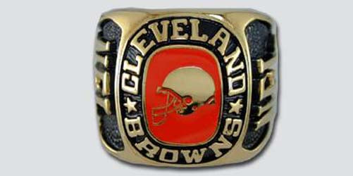 Cleveland Browns Paperweight