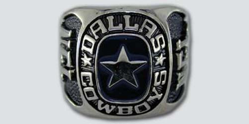 Dallas Cowboys Paperweight