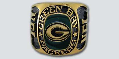 Green Bay Packers Paperweight