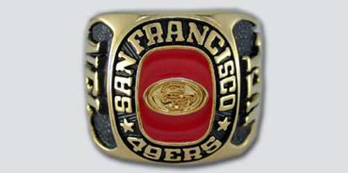 San Francisco 49ers Paperweight