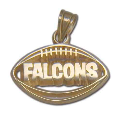 Atlanta Falcons Pieced Football