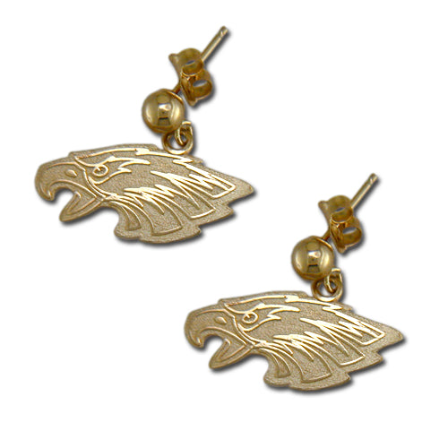 Philadelphia Eagles Post Earrings
