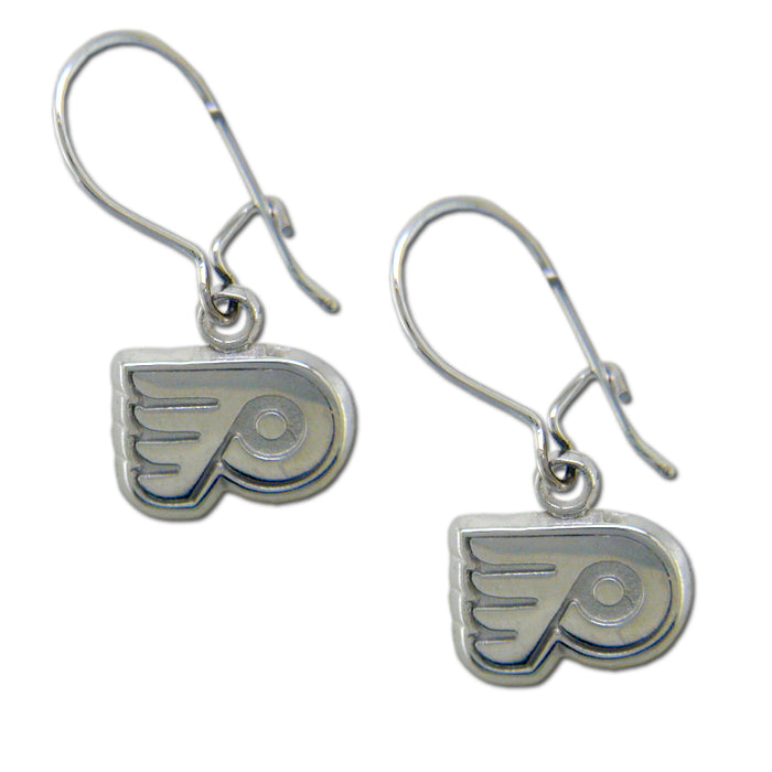 Philadelphia Flyers P Logo XS Earrings